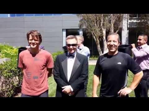 Greenberg Traurig Orange County - ALS Ice Bucket Challenge