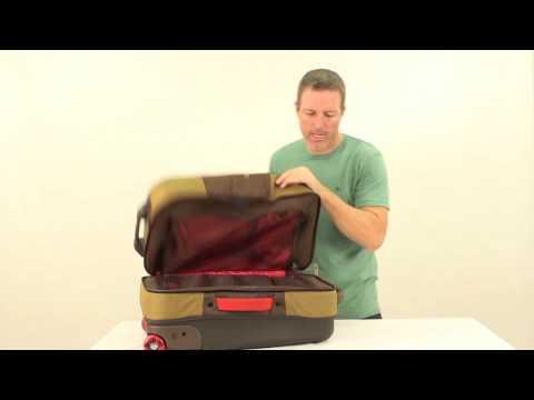 2017 Burton Wheelie Flight Deck Bag