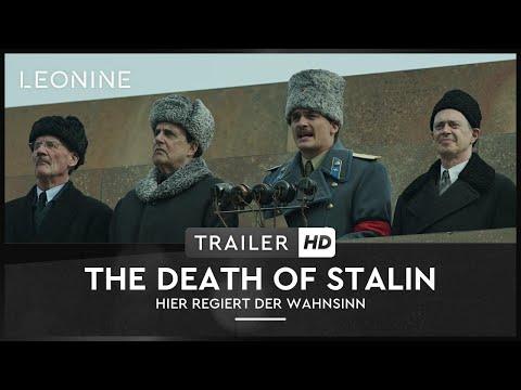 THE DEATH OF STALIN | Trailer | HD | Deutsch | Offiziell | JETZT DIGITAL KAUFEN