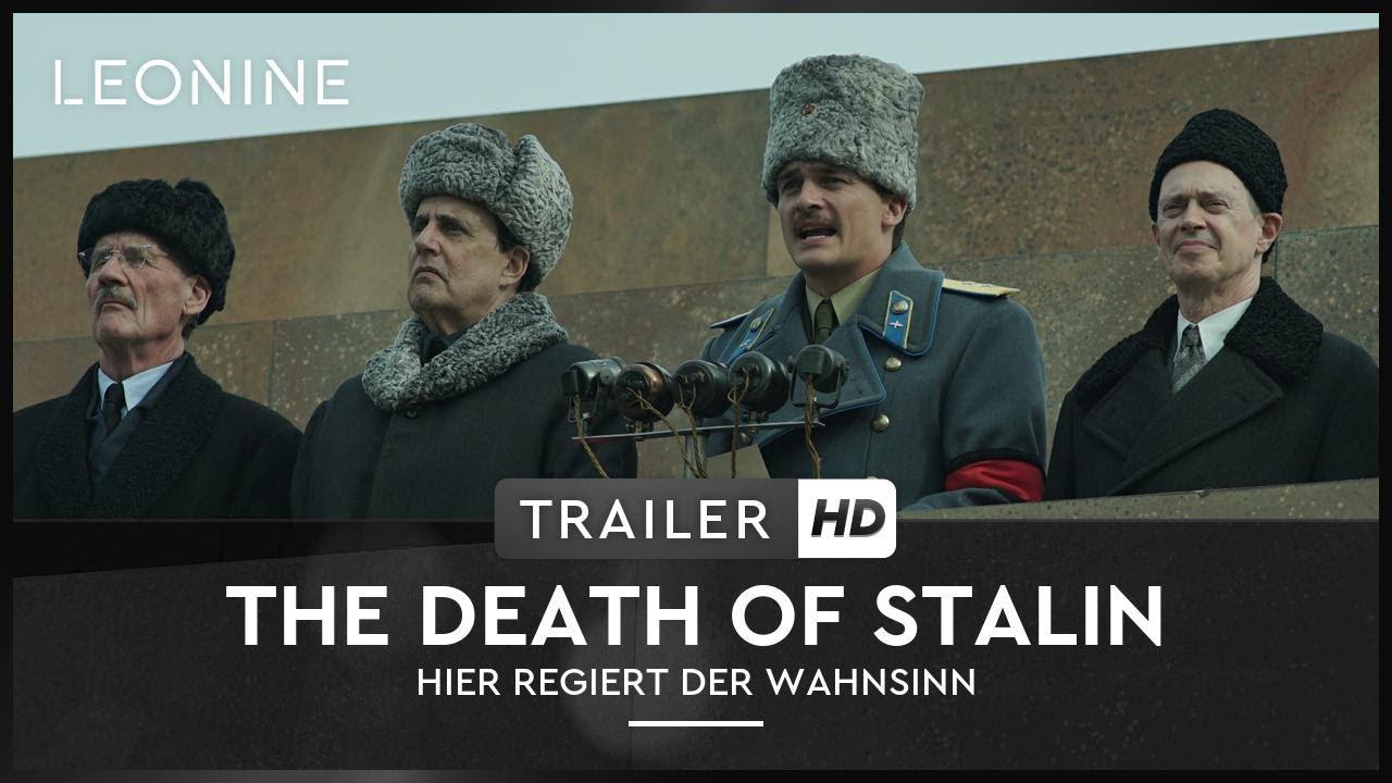 Download THE DEATH OF STALIN   Trailer    HD   Deutsch   Offiziell   JETZT DIGITAL KAUFEN