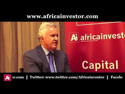 Jeff Immelt talks to Africa investor about Africa's economic outlook