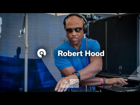 Robert Hood @ Kappa FuturFestival 2018 (BE-AT.TV)