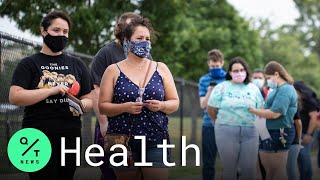 Coronavirus Updates: Florida Imposes Miami-Dade Curfew; Texas Orders Face Masks Ahead of July 4th