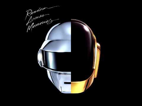 Daft Punk Random Access Memories Full album