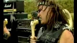 Vortex Open The Gate original 1986 Video clip