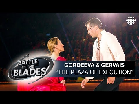 Ekaterina Gordeeva And Bruno Gervais Perform To The Plaza Of Execution | Battle Of The Blades