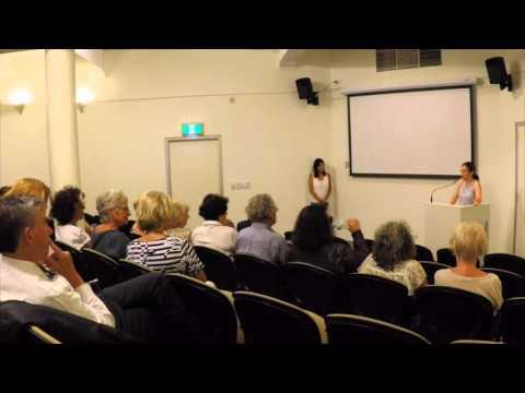 VOG Sydney Jewish Museum Q&A
