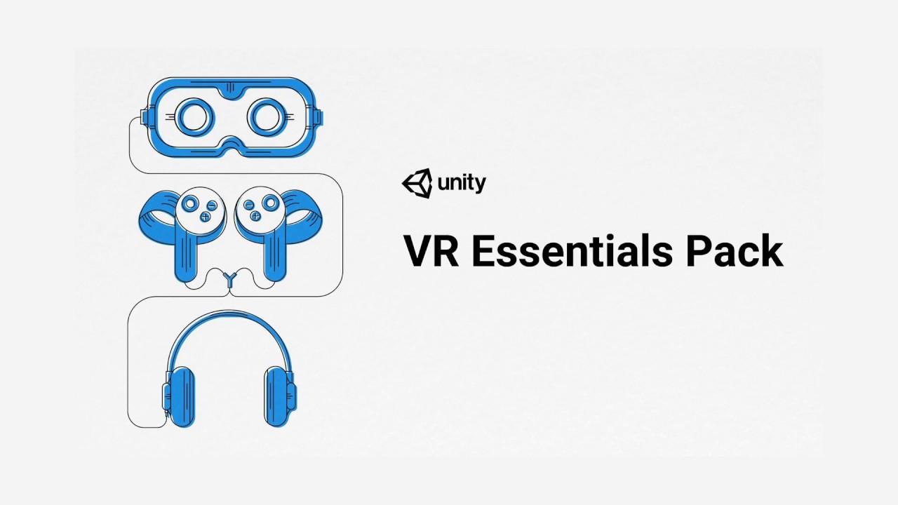 Unity VR Essentials Pack Quick Demo