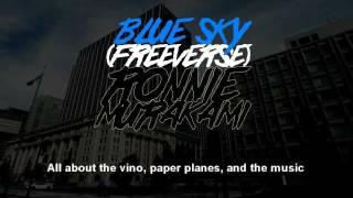 Blue Sky (Freestyle) - RONNIE MURAKAMI