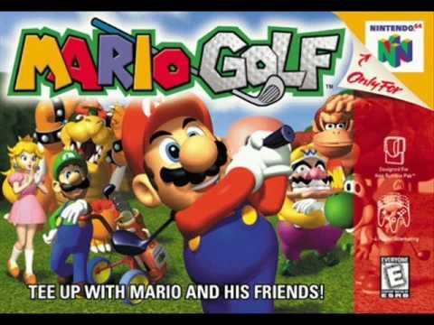 Mario Golf 64 (Music) - Toad Highlands