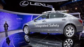 Driverless Cars Move Closer to Reality