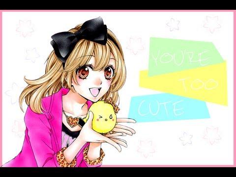 AMV - You're Too Cute - Bestamvsofalltime Manga MV ♫