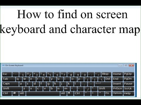 How to find on screen keyboard and character map in windows 7 Character Map In Windows on character map mac, character map android, character map powerpoint, map network drive windows 7, character map windows 98, character map windows 3.0, character map windows 3.1, character map photoshop, character map pc, character story map, character map windows 95, character map iphone, character map symbols, character map excel, character map windows xp, character map codes, character map shortcuts, character map word, character map windows 2000, character map windows 8,