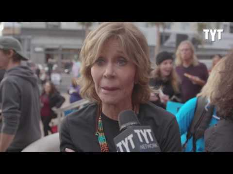 Jane Fonda, Lily Tomlin Pull Their Money Out Of Wells Fargo