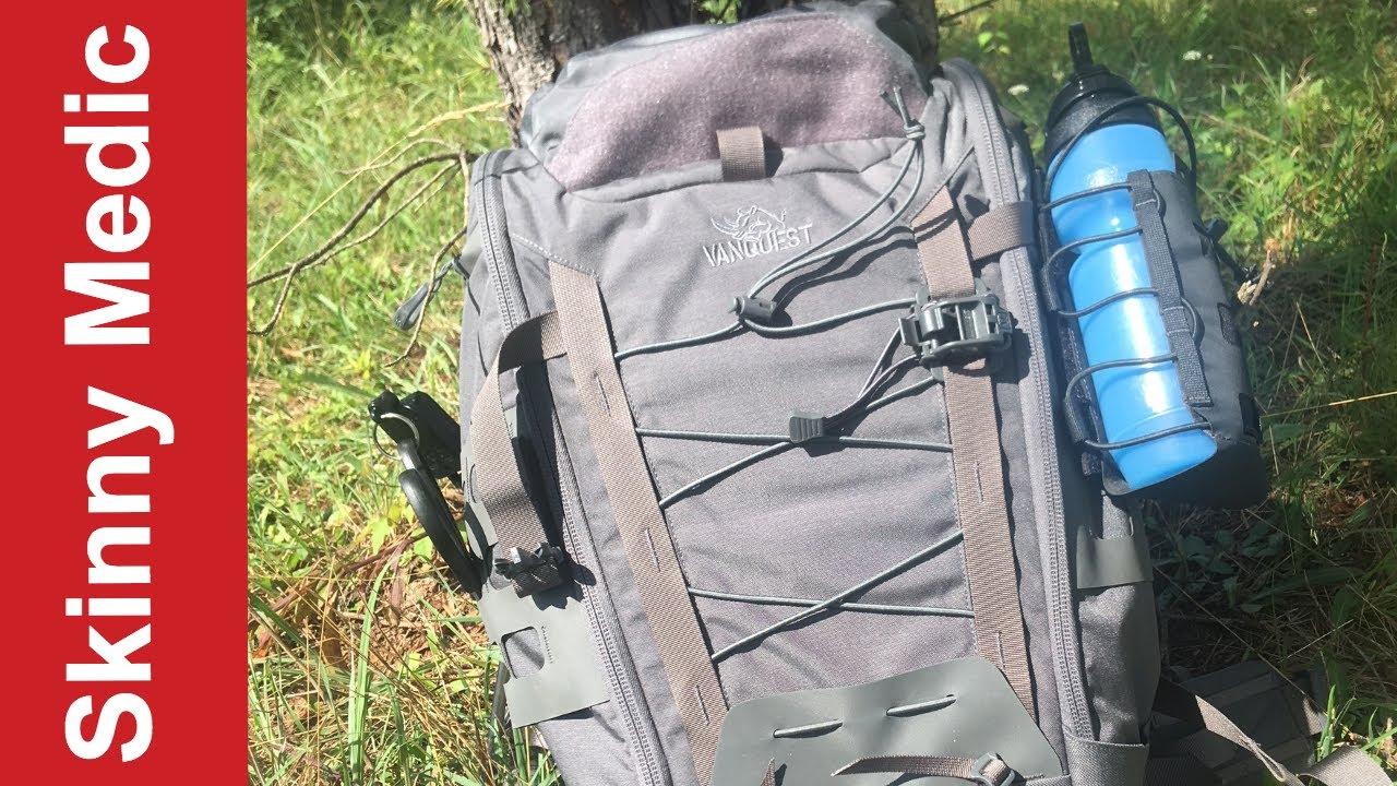 ae4a23137e8 IBEX-35 Vanquest Backpack - YouTube