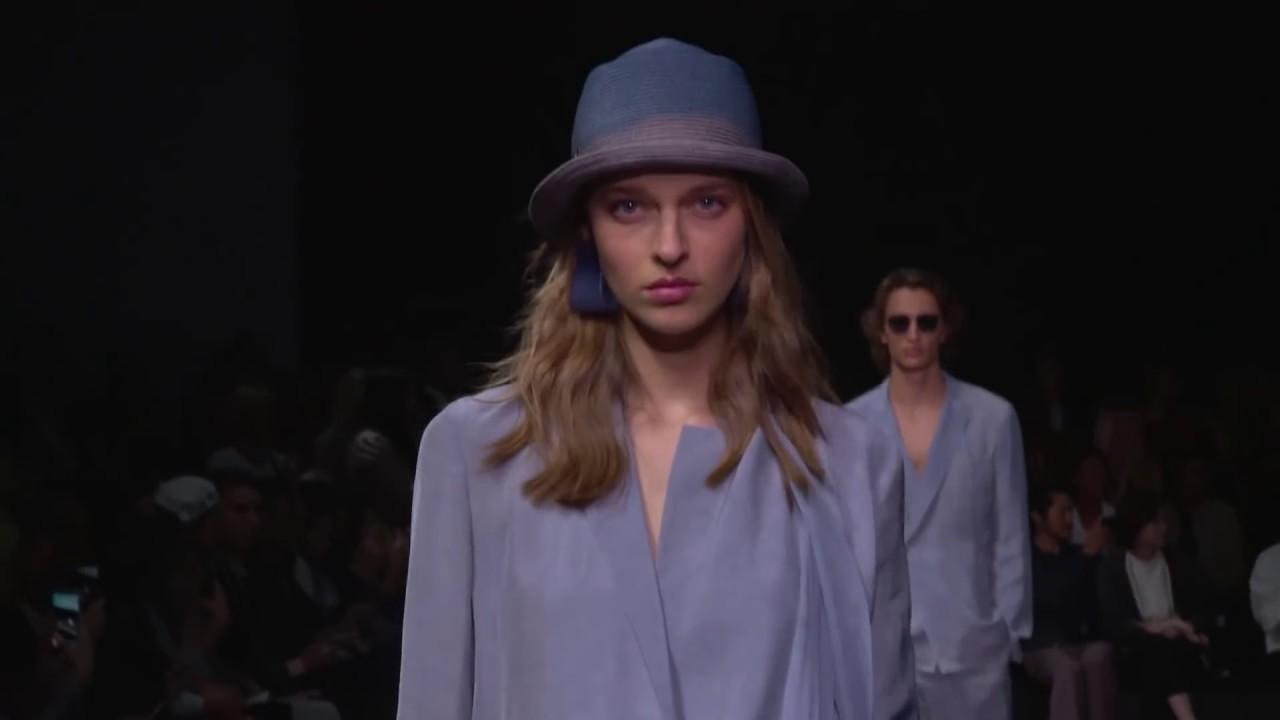 Emporio Armani Women's Spring Summer 2020 Fashion Show