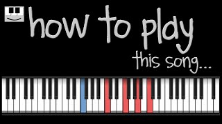 PianistAkOST tutorial: faith 신의 ost FOREVER carry on piano