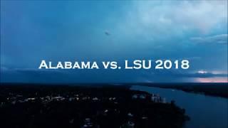 "Alabama vs LSU 2018 - ""Are You Ready?"""