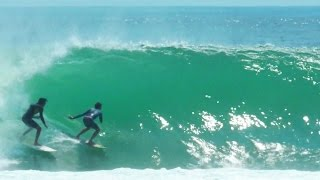 Perfect Barrels in Indonesia | Filmers @ Large: Desert Point