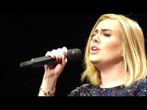 Adele - Hello Oracle Area