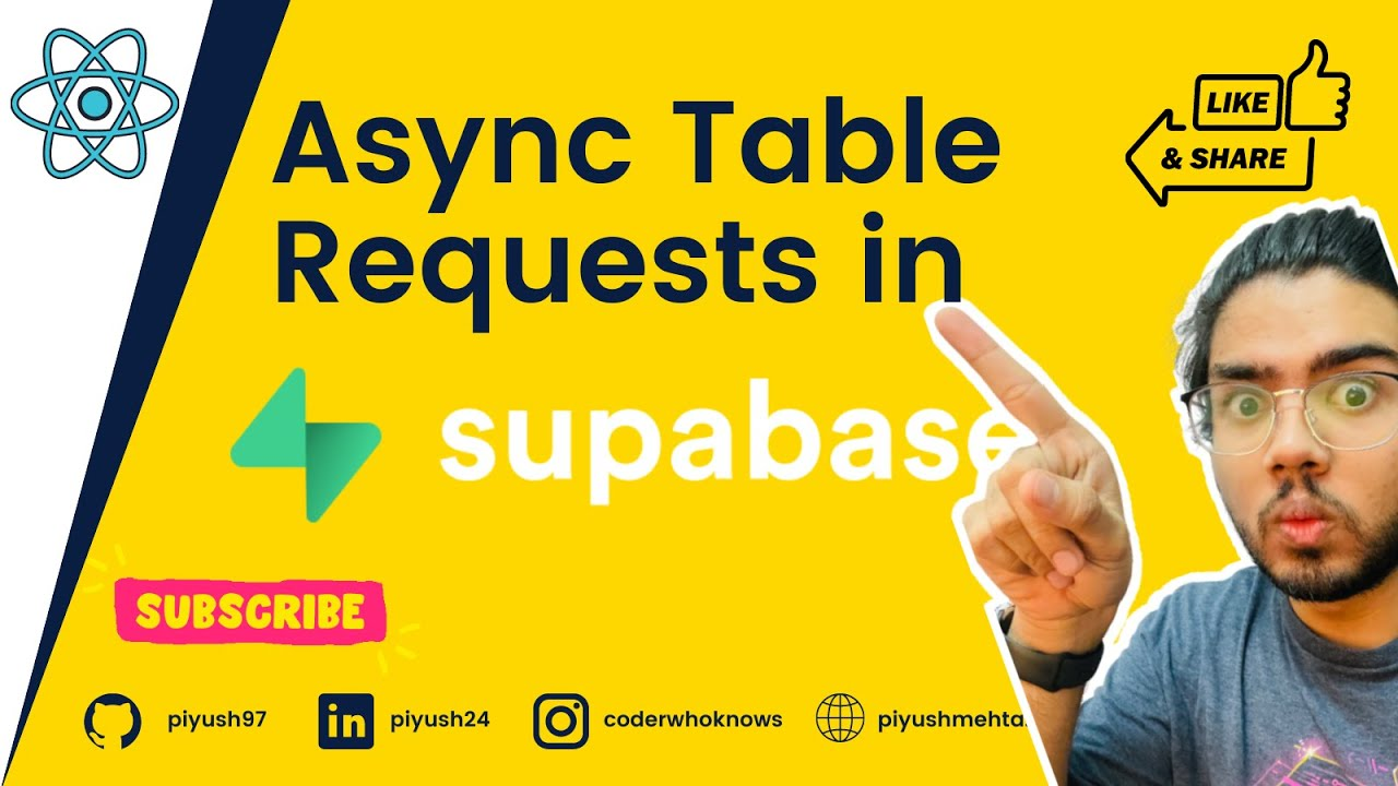 Google Firebase doesn't want you to know this!   Supabase Superpower   Part 15 of series