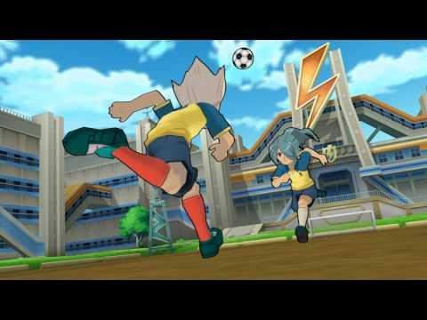 Inazuma Eleven GO Strikers Raimon vs Royal (hacks for Dolphin) 1080 60 fps