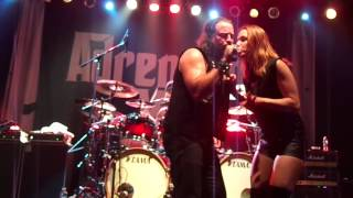 Adrenaline Mob Feat Lzzy Hale Come Undone Live In Buenos Aires ARG 15 06 13