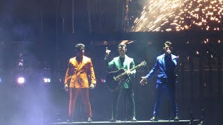 Jonas Brothers Performing Rollercoaster + Intro (8/10/19)