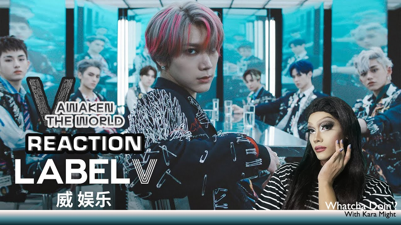 Whatcha Doin'? With Kara Might ∣ EP.2 ∣ Reaction to WayV's Turn Back Time