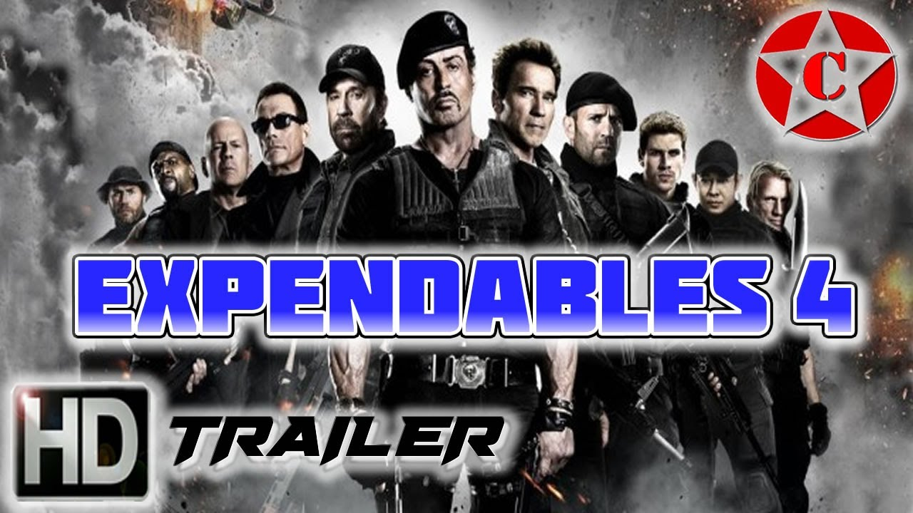 Download The Expendables 4 - Official Movie Trailer