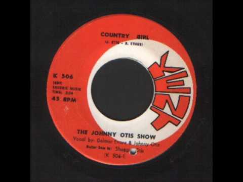 The Johnny Otis Show - Country Girl - R&B Groover.wmv