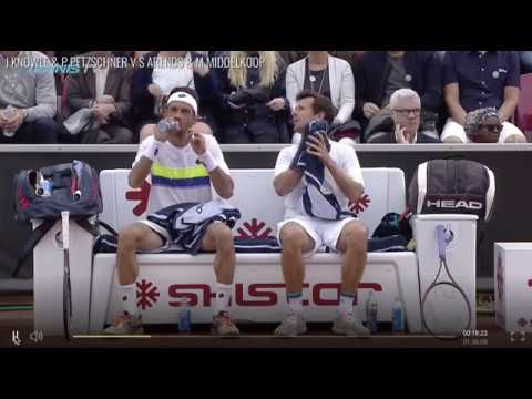 Bastad ATP doubles final 2017 Arends/Middelkoop vs Knowle/Petzschner