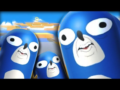 Worst Sonic Simulator Ever!..    3 Crazy Indie Games