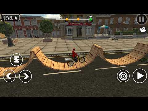 Stunt Bike Games Tricks Master Gameplay Android Game