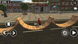 Stunt Bike Games Tricks Master - Gameplay Android game - stunt bike racing game