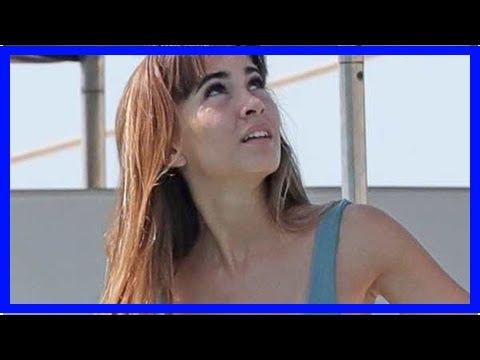El Enfado De Aitana Ocaña En Ibiza No Hice Topless Porque Me Da Miedo Que Me Hagan Una Foto