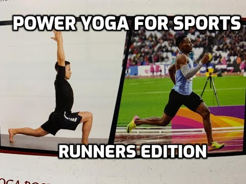 Power Yoga For Sports - Runners DVD