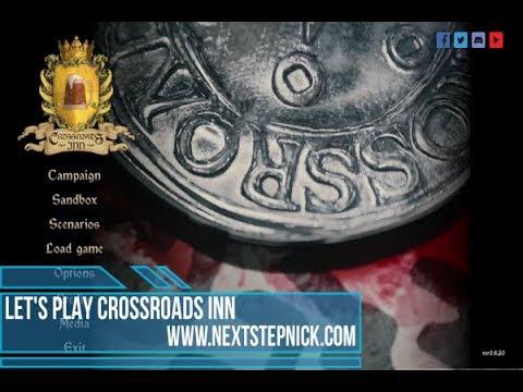 Let's Play Crossroads Inn  