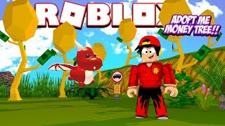 ROBLOX - FREE ROBUX FROM THE MONEY TREE!!!