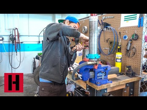 Kuster Shock Reassembly with Off Road Vet Roy Tomkins