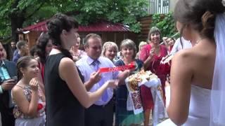 Свадьба Дмитрия и Виктории 11.07.15