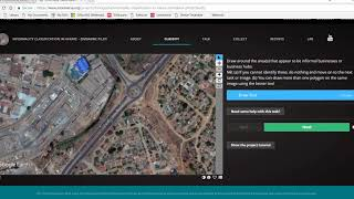 How to carry out informality classification with Zooniverse