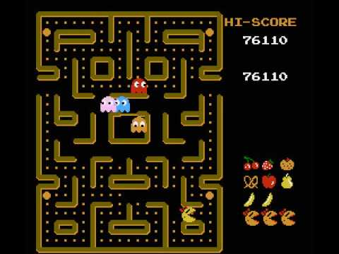 NES Longplay [634] Ms. Pac-Man