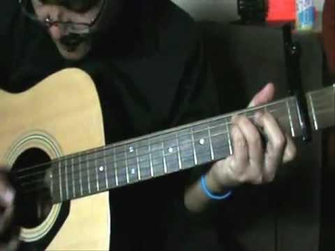 Butiran Debu (Rumor)- Gitar chord kunci mudah gampang enak