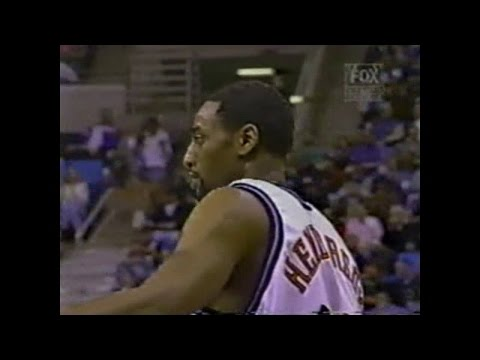 Cedric Henderson (9pts/5rebs/5asts) vs. Bulls (1998)