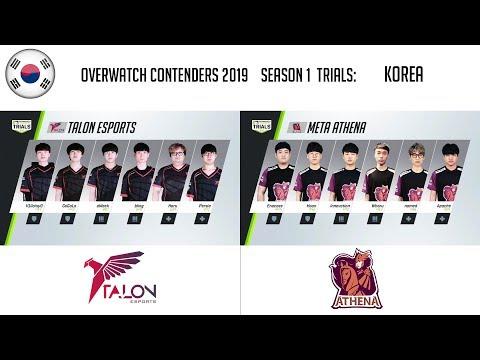 Talon Esports vs Meta Athena vod