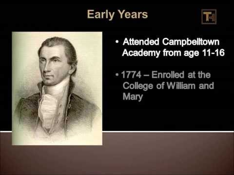 James Monroe Facts and Biography