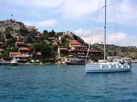 Yeryüzündeki Cennet  Kaleköy-Kaş-Antalya