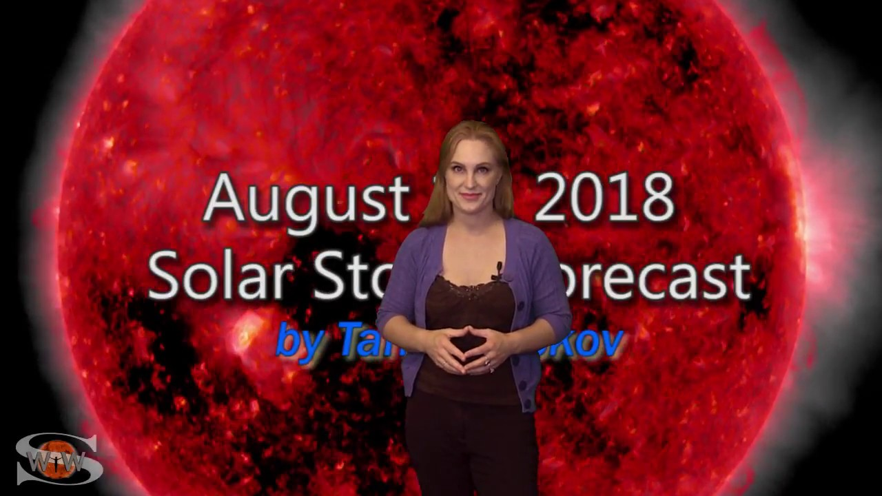 solar storm predictions 2018 - photo #15