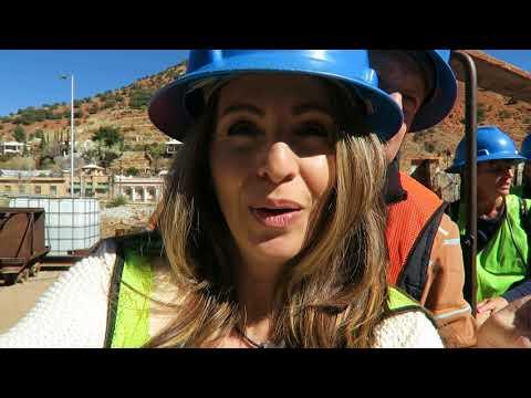 VLOG: Bisbee 🌵 Turquoise Mining  ⛏️ District